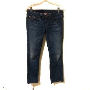 True Religion Johnny Straight Leg Jeans